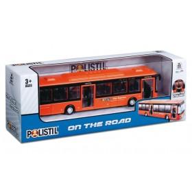 Bus on the road Polistil