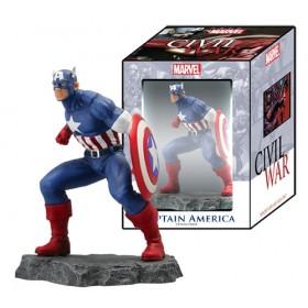 Captain America Civil War 1/8 Statue