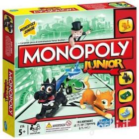Hasbro - Monopoly Junior Refresh