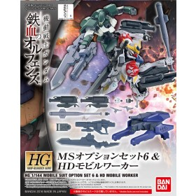 MS Option Set 6 & New Mobile Worker HG