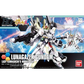 HGBF Gundam Lunagazer Bandai