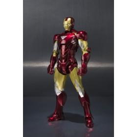 Iron Man Mark VI + Hall of armor set Bandai