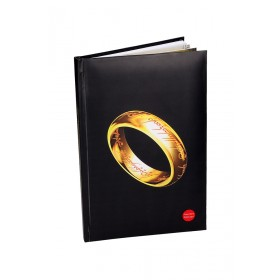 Lort the one ring notebook w/light