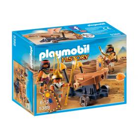 Soldati egizi con lanciadardi by Playmobil