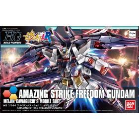 HGBF Gundam Strike Freedom amazing Bandai