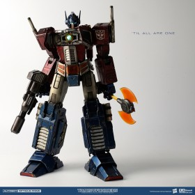 Transformers Gen One Optimus Prime CL ED