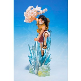 One Piece zero BB Monkey D Luffy figuarts