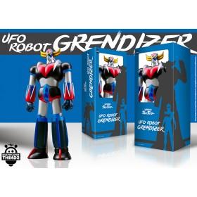 Grendizer viyl 60 cm weatherin color High Dream