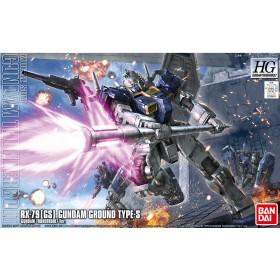 Gundam Ground type Thunderblot Bandai