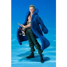 One Piece Zero 20th Diorama 4 Zoro Bandai