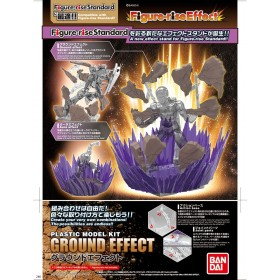 Figure Rise Ground Effect by Bandai