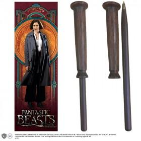 FB Porpentina Wand Pen and Bookmark