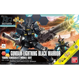 Gundam Lightning Black Warrior Bandai