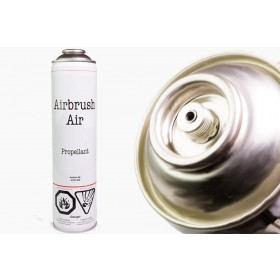 Airbrush Compressed air can 600 ML