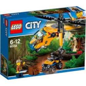 Lego city elicottero da carico