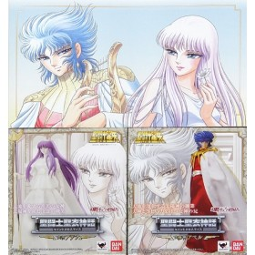 Saint Seiya God Abel + Athena box set