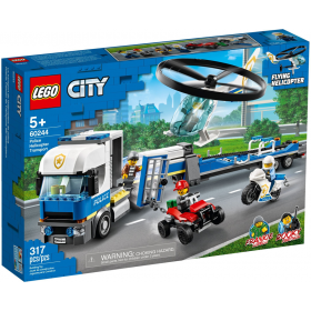 60244 CITY Trasportatore di elicotteri della polizia