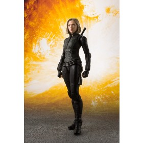 Aiw Black Widow & Tamshii Effect Explosion S.H. Figuarts