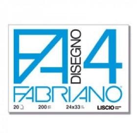 Cartella disegno FA4 24x33 FG20 Liscio