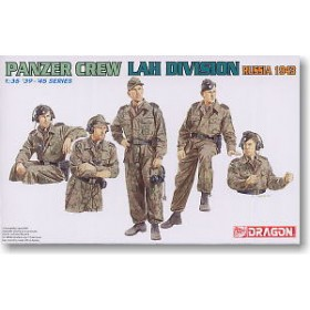 Panzer Crew LAH Panzer Division (1943)