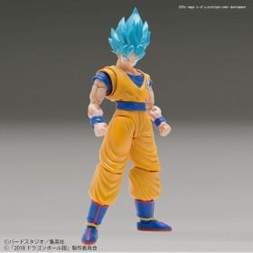 Figure Risa Son Goku Super Saiyan God Special Color