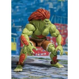 Street Fighter Blanka S.H. Figuarts