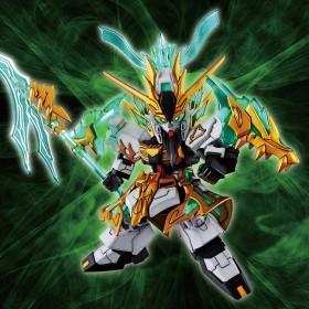 SD Sangoku Sokets Guan Yu Yun Chang Nu Gundam