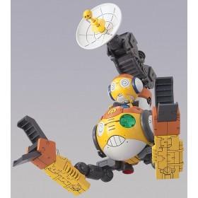Keroro Plamo Kururu Robot Model kit 2
