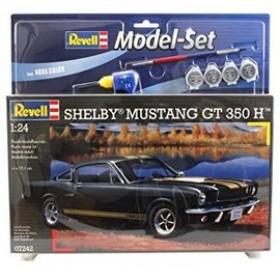 Shelby Mustang GT 350 H Plastic Model Kit