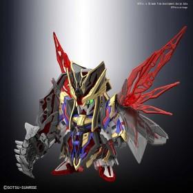 SD Sangoku Soket Sima Yi Destiny Gundam