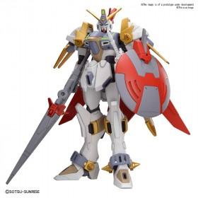 HGBD Gundam Justice Knight