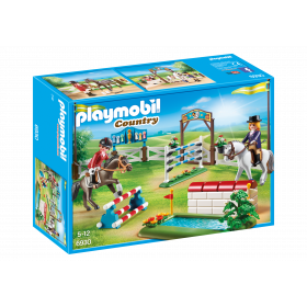 Playmobil country Gara di equitazione