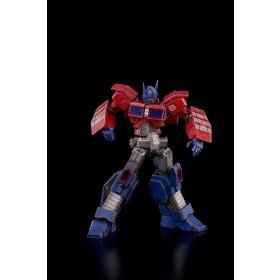 Transformers Furai Action Optimus Prime IDW model kit
