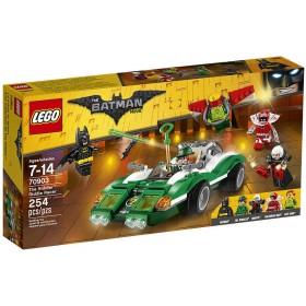 The Riddler Riddle Racer Lego