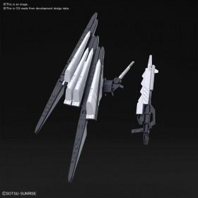 HGBDR Enemy Gundam New Weapons