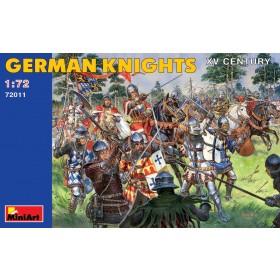 German knights - XV Century by MiniArt
