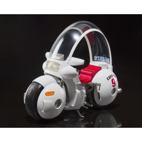 Dragon Ball Bulma Motorcycle S.H. Figuarts