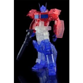 Transformers Optimus Prime Clear model kit