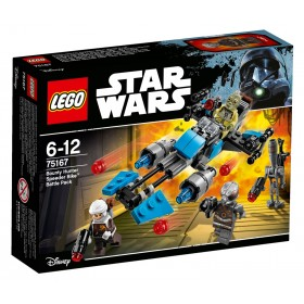 Battle pack speeder bike Lego