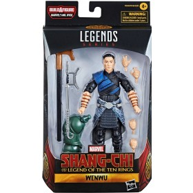 Marvel Legends Wenwu Action Figure