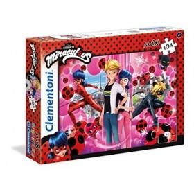 Clementoni Puzzle Miraculus 104