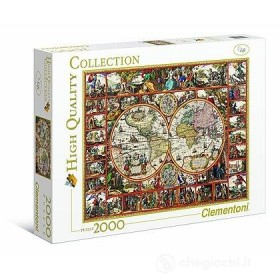 Clementoni Puzzle High Quality Magna Charta 2000