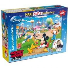 Mickey Mouse & friends puzzle Lisciani