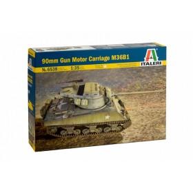 90 mm Gun Motor Carriage M36B1 Italeri