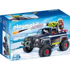 Predatori con mezzo d'assalto Playmobil