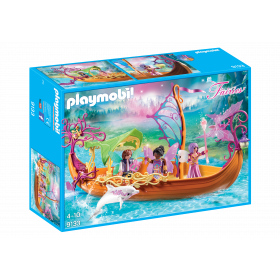 Playmobil Fairies Barca magica delle fate