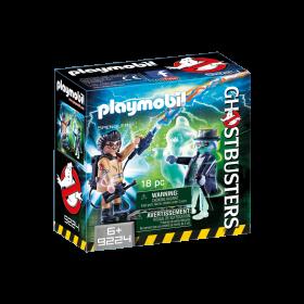 Spengler e il fantasma Playmobil Ghostbuster