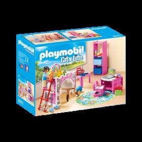 Cameretta Playmobil City life
