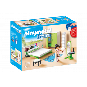 Camera da letto Playmobil City life