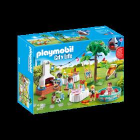 Festa in giardino Playmobil